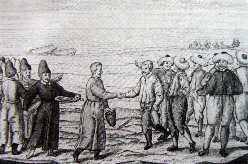 Внешняя торговля и морской порт в Архангельске в XVII в.