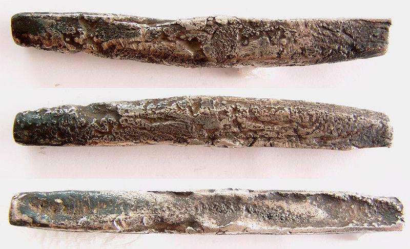 Древнерусские гривны XI-XII в.в. (автор APEC)