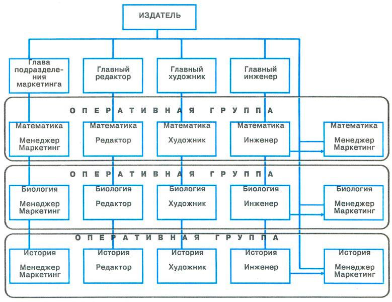 Матричная организационная